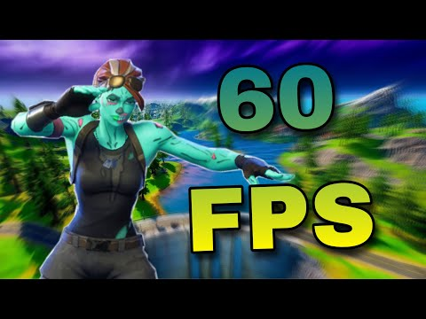 STANDARD 60 FPS FOR EVERY DEVICE! (iOS AND ANDROID) (FORTNITE MOBILE)