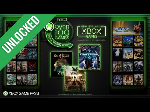 Xbox Game Pass Becomes Irresistible - Unlocked 330