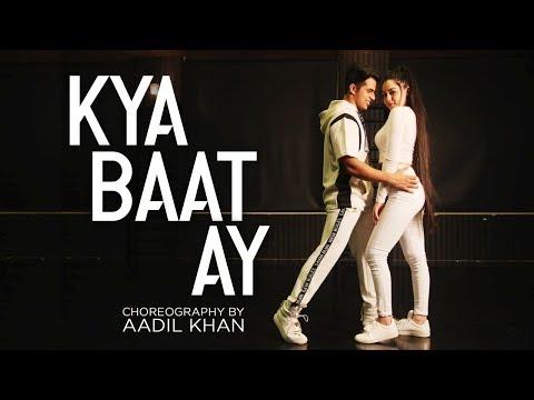 Kya Baat Ay | Harrdy Sandhu | Jaani | B Praak | Aadil Khan Choreography | Ftr Shaikh