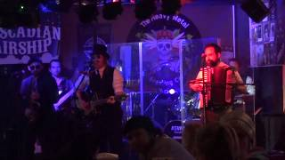 """Cascadian Airship playing """"Train Train"""" live at The Heavy Metal Brewing Co"""