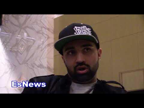 Paulie Malignaggi On Shawn Porter vs Adrian Granados EsNews Boxing