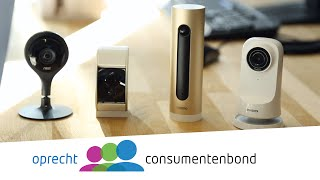 Beveiligingscamera's - Kooptips (Consumentenbond)