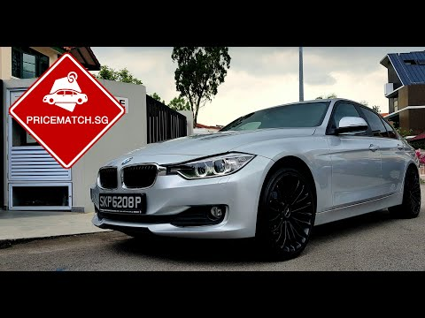2014  BMW 316i A Tradition Keeper - Pricematch.sg Road Test Review