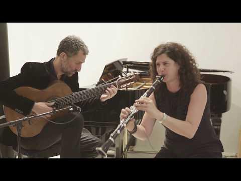 Anat Cohen & Marcello Gonçalves - Coisa No. 5 / Nanã (Moacir Santos)