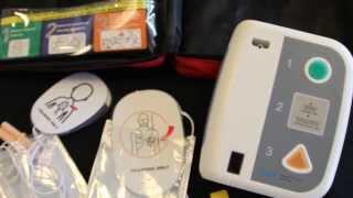 YLEA - DEFIBRILLATEUR - Gestes de premier secours en vidéo