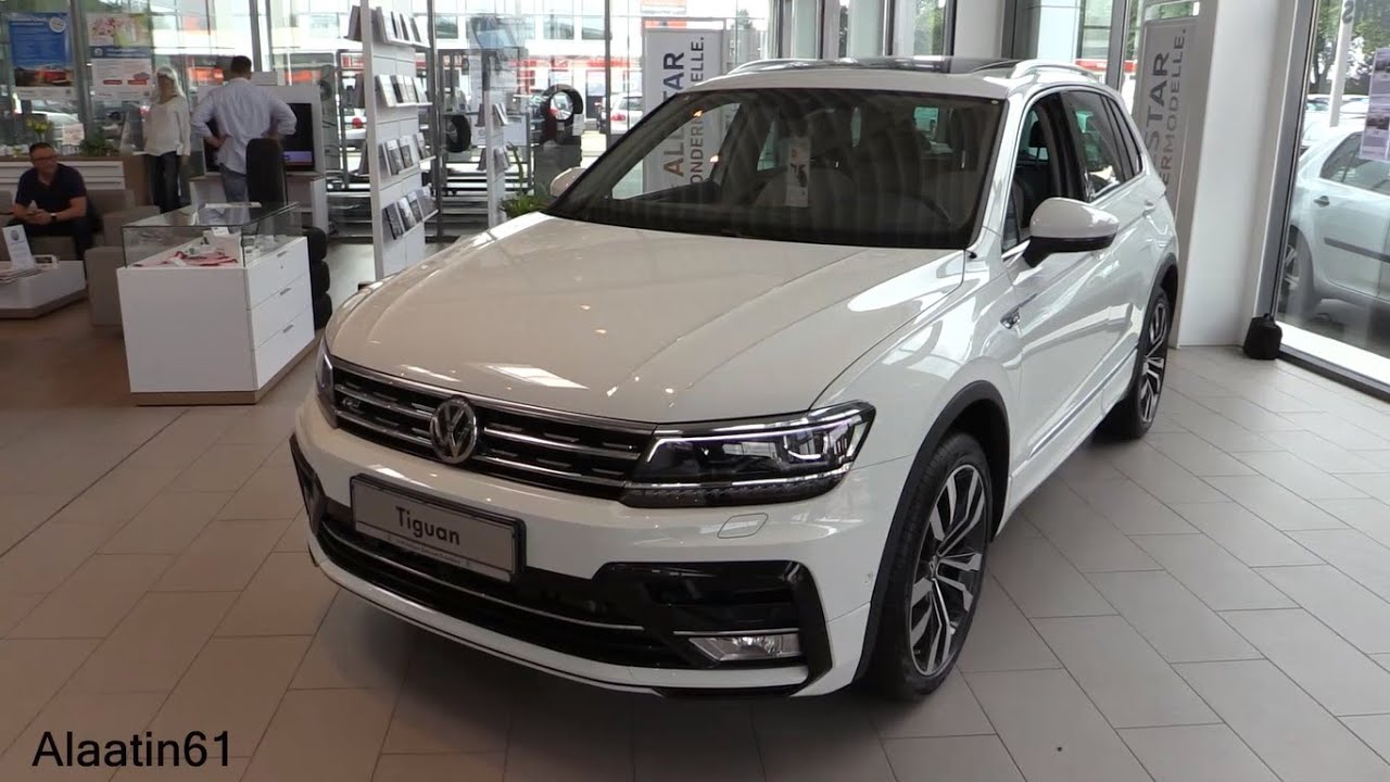 2017 volkswagen tiguan r line in depth review interior exterior youtube. Black Bedroom Furniture Sets. Home Design Ideas