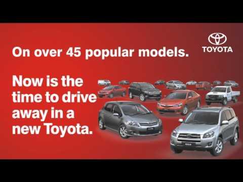 Melbourne Toyota Dealers Airport Essendon finance advantage