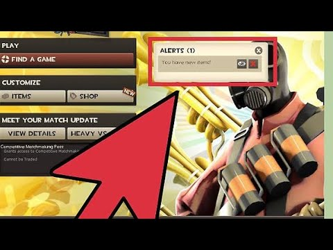 How To Get All Achievements And Free Items In TF2 2019