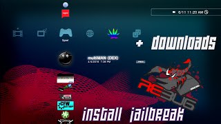ps3 install a jailbreak cex to dex download