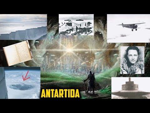 Antartica. Otra RAZA. Otro MUNDO. Diario Secreto Almirante Byrd