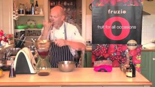 Fruzio With Matt Bouterey - Raspberry Vinegar