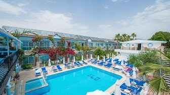 Sunberk Hotel | All Inclusive Hotel | Holiday in Side Antalya | Detur