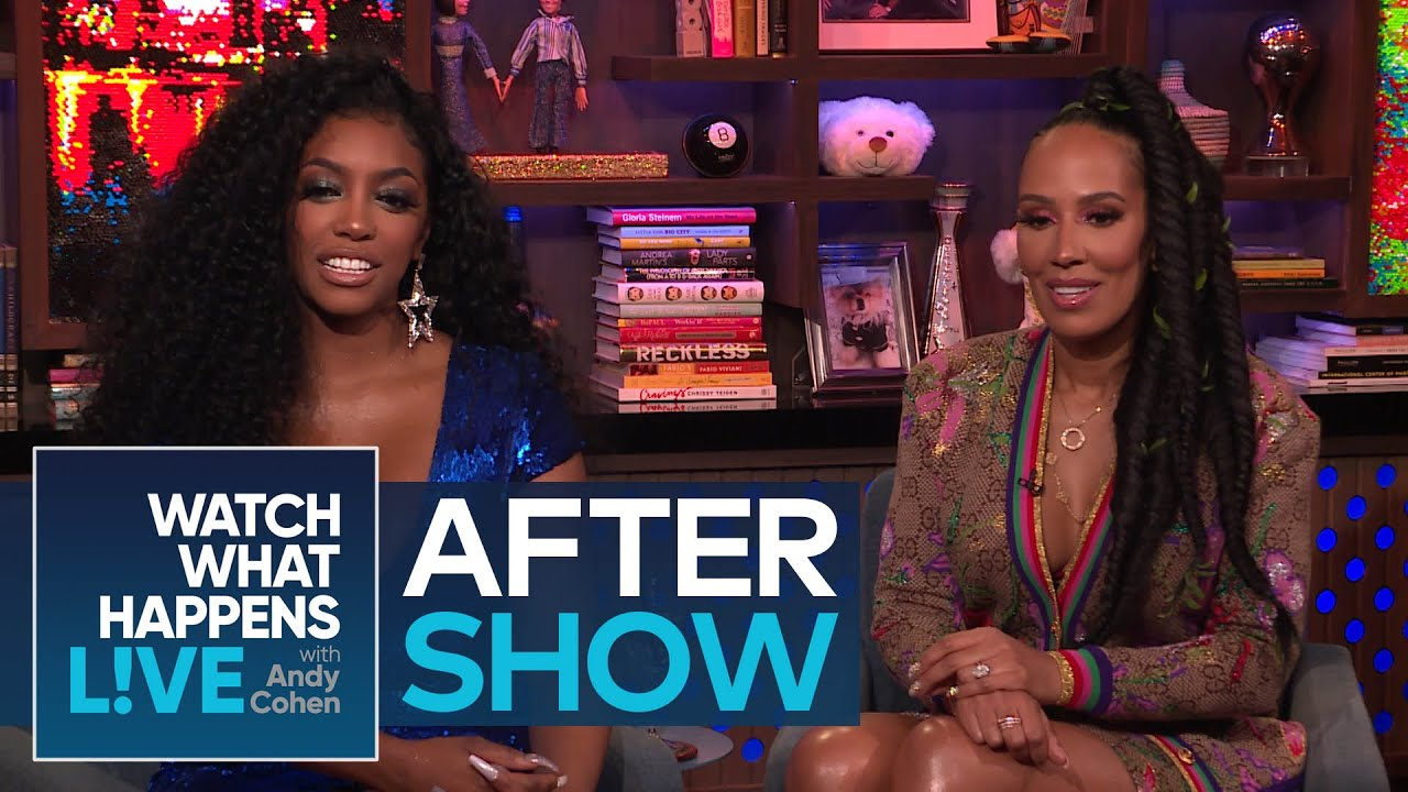 After Show: How is Tanya Sam's Relationship with Nene Leakes? | WWHL