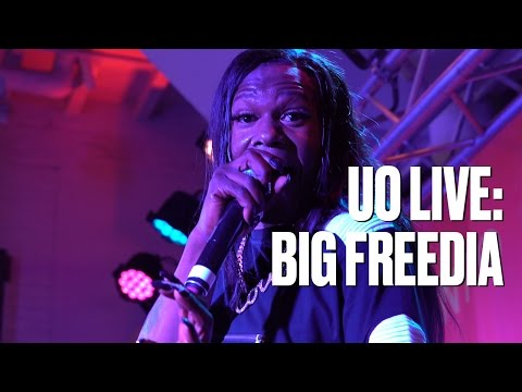 "Big Freedia ""I Heard"" — UO Live"