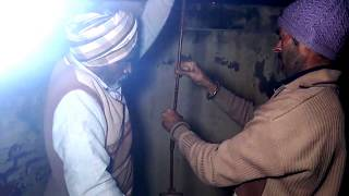 Withdraw and Join Iron Rods of Hand Water Pump | India's Biggest Talent