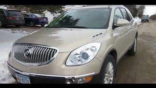 Buick Enclave CXL 2012 Videos