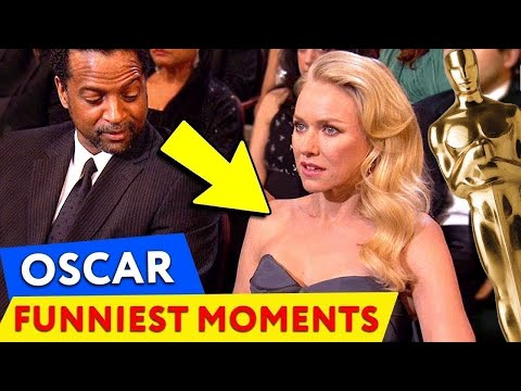 The Oscars Most Funny And Embarrassing Moments Of All Time  ⭐ OSSA