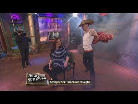 He Turned Me Straight! (The Jerry Springer Show) from YouTube · Duration:  1 minutes 22 seconds