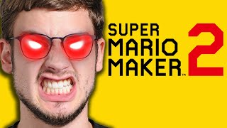 RAGE durch Peters Map in Mario Maker 2