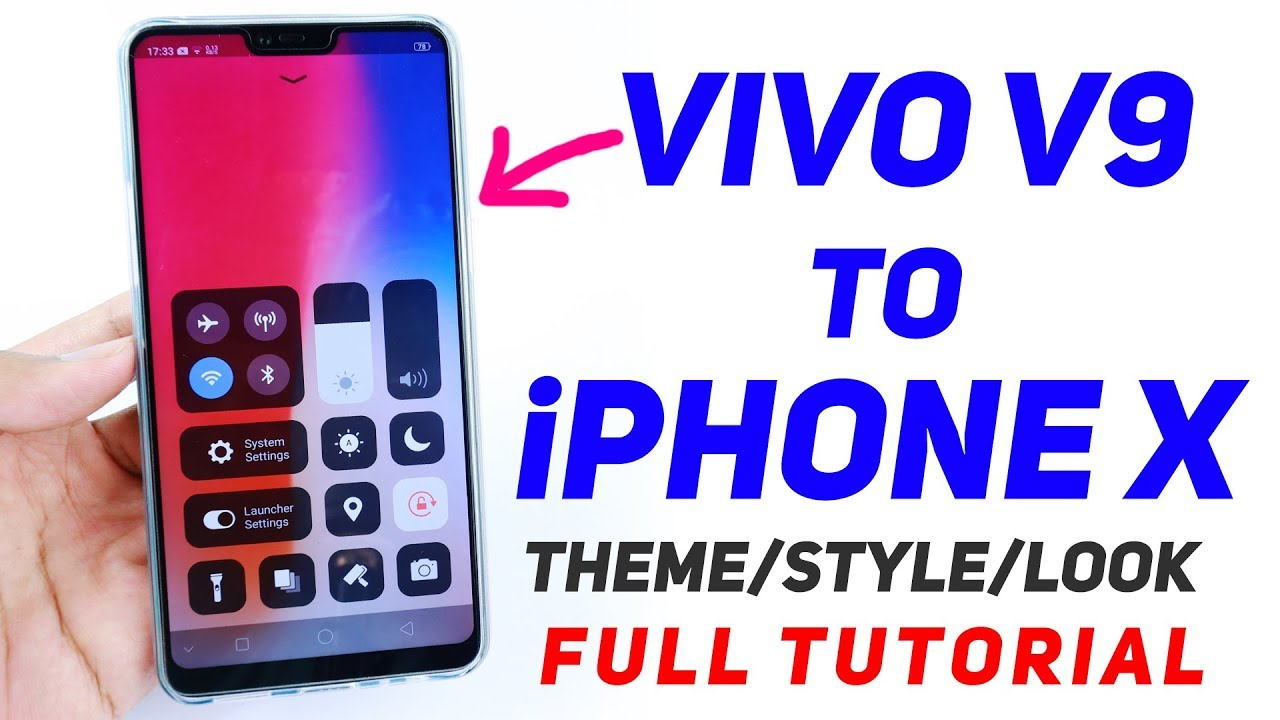 Vivo V9 Themes | Vivo center