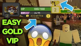 Roblox Dungeon Quest Hack | AWESOME MONEY GLITCH + FREE VIP!