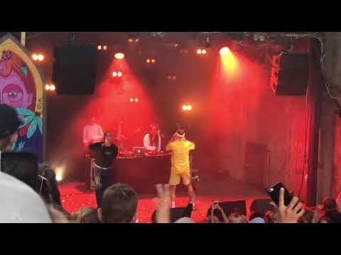 Fricky - Hon Få Mig Live @Trägården Stockholm