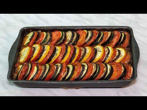 Рататуй рецепт блюда пошагово как готовить в духовке