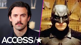 Milo Ventimiglia's 'This Is Us' Fam Shuts Down 'Insane' Reports He's 'Too Old' To Play Batman