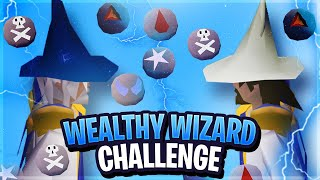 OSRS Challenges: Wealthy Wizard Challenge - EP.157