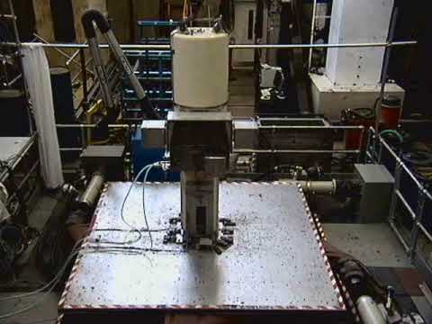 Triaxial Earthquake Testing (Seismic Testing) of a Large Pneumatic Valve Actuator