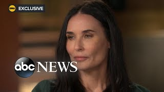 Demi Moore Reveals The Devastating Childhood That Shaped Her L Abc News L Part 1/3