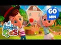One Potato, Two Potatoes - Learn To Count | Songs for Children | LooLoo Kids