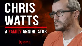 Chris Watts the Family Killer  | True Crime with Emma Kenny #3