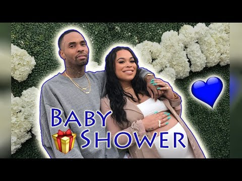 Heather's Baby Shower!!! (EMOTIONAL DAY)