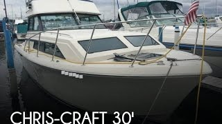 [UNAVAILABLE] Used 1980 Chris-Craft 310 Catalina Express in Saint Clair Shores, Michigan