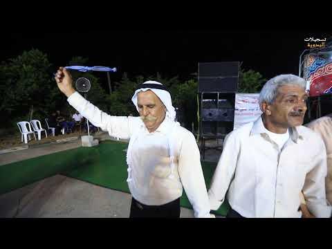 الدبكة المزبوطة مهرجان عبدالكريم منصور بقيادة الفنانين ابوالناجي وفواز محاجنة(تسجيلات البدوية)HD2019