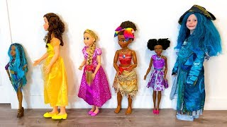 Stacy plays with dolls and going to the disco