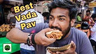 Mumbai's Best Vada Pav || India...