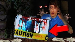 1 EURO SLENDER MYSTERY BOX GEKOCHT! (1$ Horror Creepypasta Slender Box van Kijker DIY)