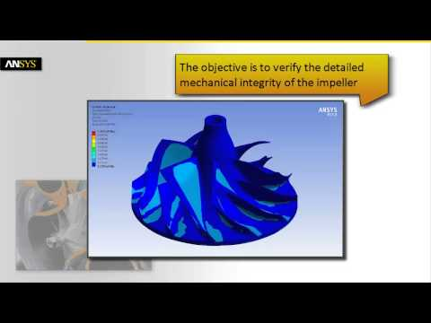 Designing High Performance Turbochargers with Simulation