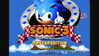 Sonic 3 & Knuckles Chrome Gadget Remix
