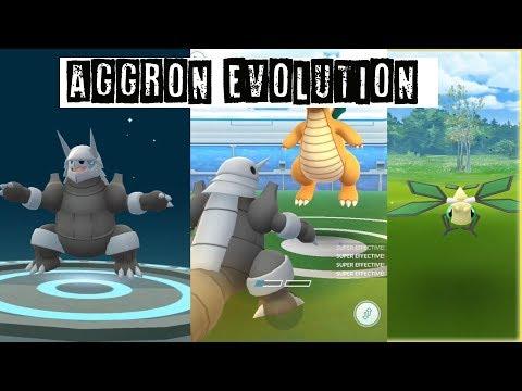 Download Youtube: Aggron Evolution + Shiny Gen 3 Pokemon Catches