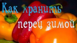 Болгарский перец на зиму/Bulgarian pepper, to freeze for winter(Как заморозить болгарский перец на зиму. Я покажу, как я обычно храню перец зимой. Подписаться на новые..., 2015-10-10T18:15:46.000Z)