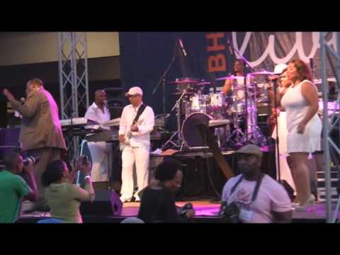 Cherrelle, Keith Washington, and Alexander O'Neal Live @ BHCP 2013 (LP)