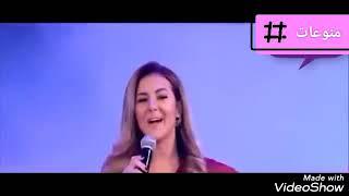 أغنية نفس الحروف دنيا سمير غانم تغني مع أطفال ذوي احتياجات خاصة