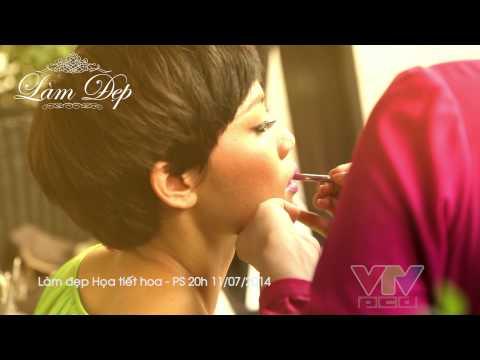 LamdepVTVcab/Kenh 17 - HÀ LINH THƯ FASHION, MODEL HOÀNG THUỲ