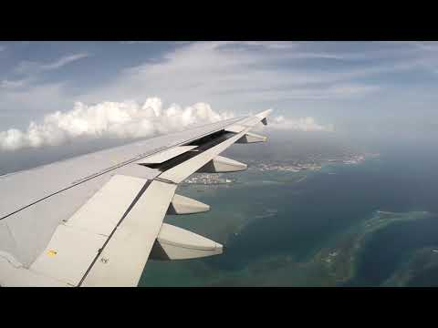 [FLIGHT#54] AIR FRANCE A320 Full Flight from MARTINIQUE to GUADELOUPE