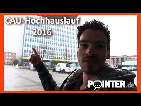 Patrick vloggt - CAU-Hochhauslauf 2016