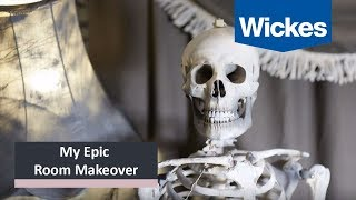 My Epic Room Makeover - Ep1 -  Plan a House of Horror