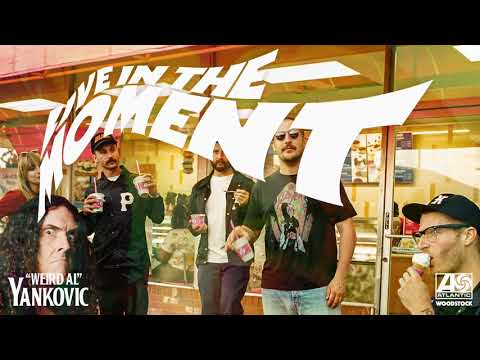 "Portugal. The Man – Live In The Moment (""Weird Al"" Yankovic Remix)"